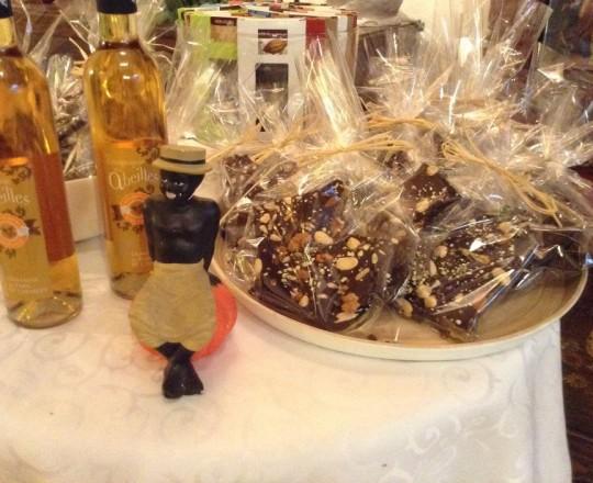 Produit artisanal - chocolat - le coq gourmand - marseille