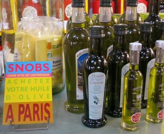 Produit régionnaux - Huile d'olive - le coq gourmand - Marseille