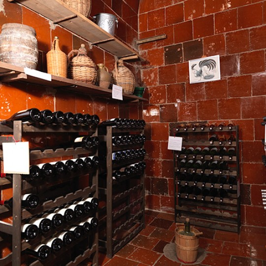 cave à vins du coq gourmand