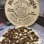 Brie aux truffes