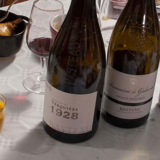 soirée dégustation - vin petits producteurs - le coq gourmand - Marseille