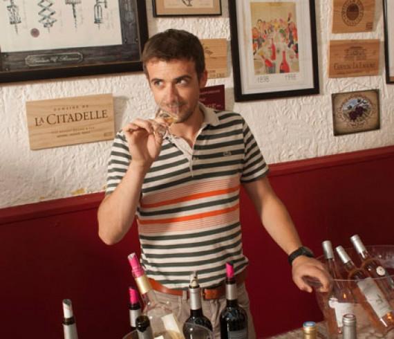 Domaine de l'Attilon dégustation des vins