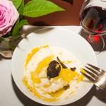 raviolis truffés