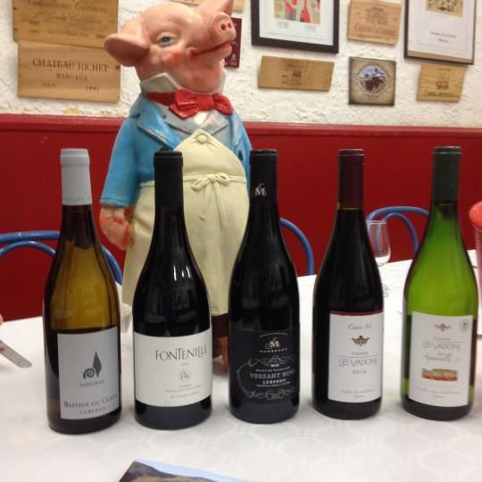 degustation vins du Luberon