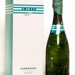 cave à vin Marseille - les champagnes -Hostomme - cuvée abysse