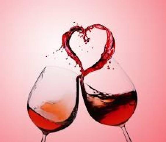 Saint valentin - duo de vins