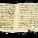 manuscrit beethoven