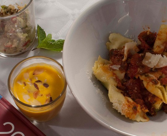 Art de la table - dégustation - produit frais et fait maison - le coq gourmand - marseille