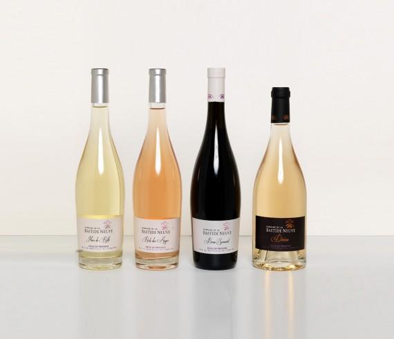 Selection Provence - cave à vin - marseille