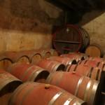 barrique de vins