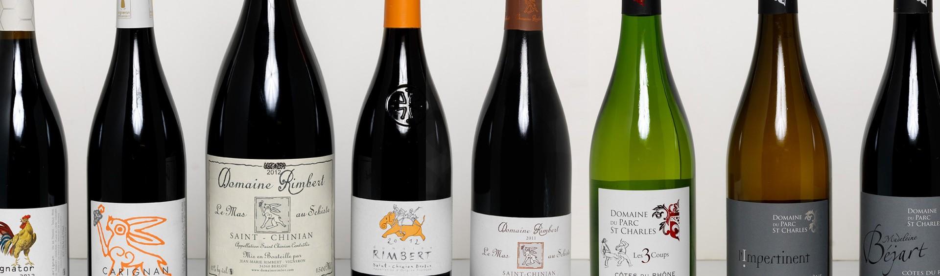 cave à vin - Le coq gourmand - nos vins et spiritueux