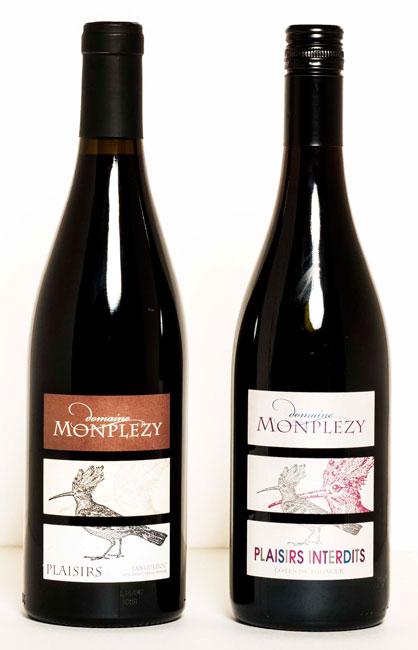 vin rouge domaine montplezy