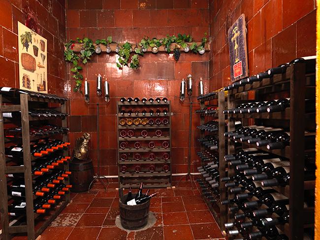 caves à vins