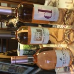 vins roses Chateau de Beaupre