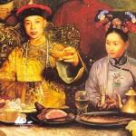 a la cour de l'empereur de Chine